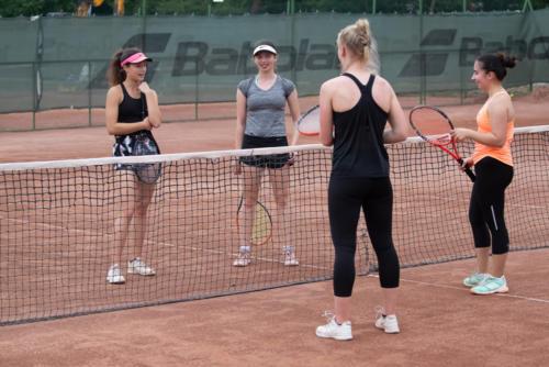 2020.05.19. Teniszcsapataink edzése (Fotók: Derencsényi István)